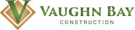 Vaughn Bay Construction Logo